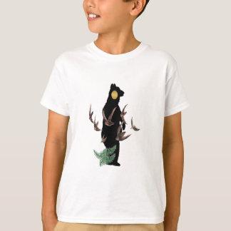 Camiseta Livre para ser selvagem