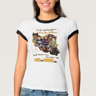 Camiseta LIVRE TODOS OS TRÊS! TShirt