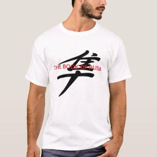 Camiseta Livro de BUSA