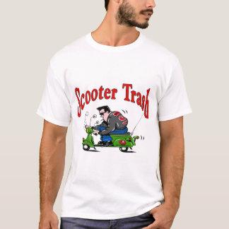 Camiseta Lixo do patinete