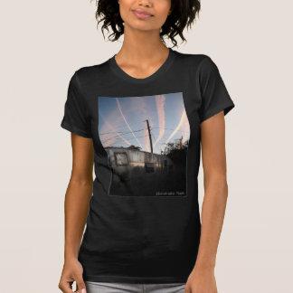 Camiseta Lixo do reboque de Chem