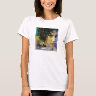 Camiseta Liza Lee - cobrir/citações CD do Anima