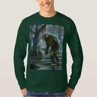 Camiseta Lizardman do pântano do minério de Scape