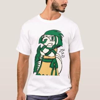 Camiseta LJ Aeonian Três-Atado - t-shirt