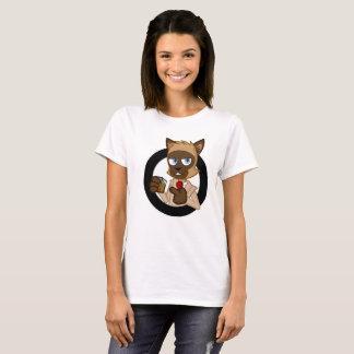 Camiseta Lloyd, o TShirt das mulheres de solo