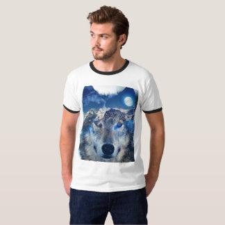 Camiseta Lobo da montanha