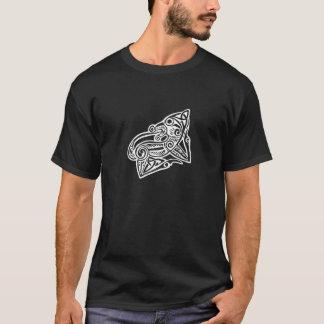 Camiseta Lobo de Viking - lobo dos noruegueses - animais da