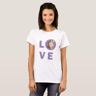 Camiseta Lobo do amor