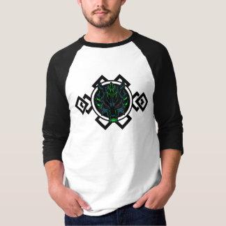Camiseta Lobo do dragão