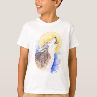 Camiseta Lobo do urro