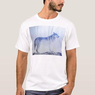 Camiseta Lobo expor