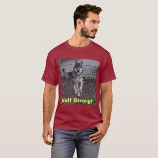Camiseta Lobo forte!
