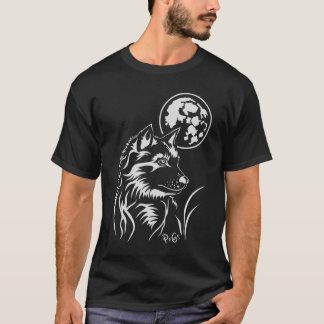 Camiseta lobo jovem alpargata sonhado