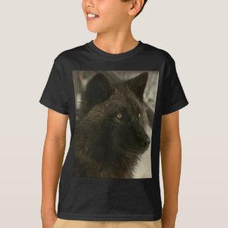 Camiseta Lobo preto
