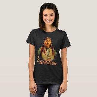 Camiseta Lobo solitário/t-shirt americano do holocausto