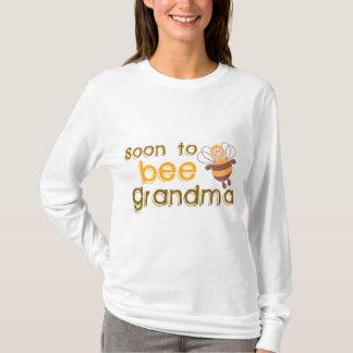 Camiseta Logo para ser avó