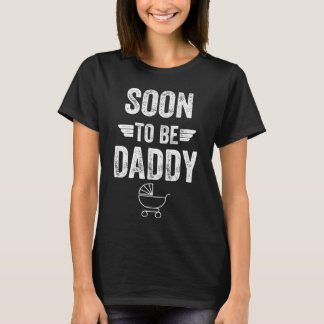Camiseta Logo para ser pai