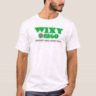 Camiseta Logotipo 1260 dos anos 70 de WIXY Cleveland