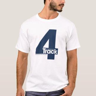 Camiseta Logotipo 4Track grande
