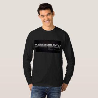 Camiseta Logotipo CD do cobrir de Dreemwich