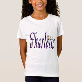 Camiseta Logotipo conhecido de Charlotte,