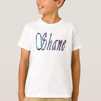 Camiseta Logotipo conhecido de Shane,