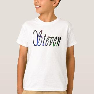 Camiseta Logotipo conhecido de Steven,