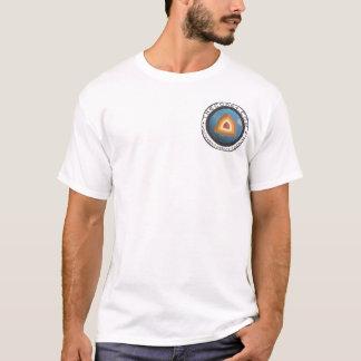 Camiseta Logotipo Core4 (detalhado) com da divisa parte