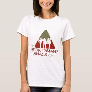 Camiseta Logotipo da barraca