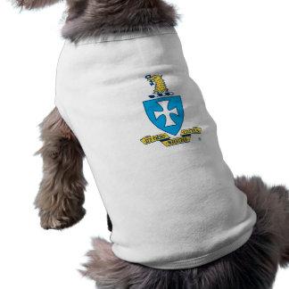 Camiseta Logotipo da crista do qui do Sigma