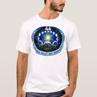 Camiseta Logotipo da expedição 44