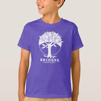Camiseta Logotipo da juventude - cores das variedades