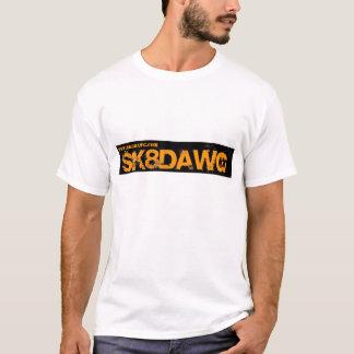 Camiseta Logotipo da laranja de SK8DAWG