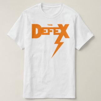 Camiseta logotipo da laranja do valor