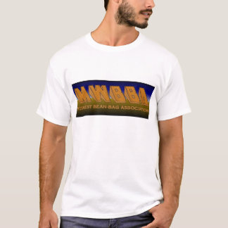 Camiseta Logotipo da madeira de MWBBA