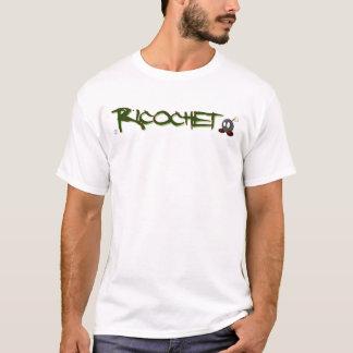 Camiseta Logotipo da marca do Ricochet - versão 1