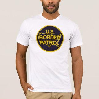 Camiseta Logotipo da patrulha fronteiriça dos E.U.