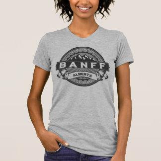 Camiseta Logotipo das cinzas de Banff
