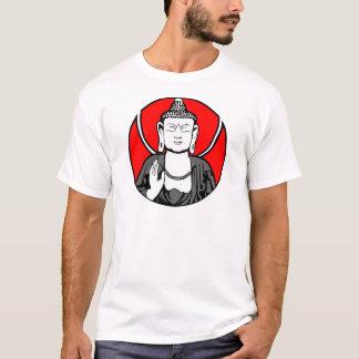 Camiseta Logotipo de Buddha