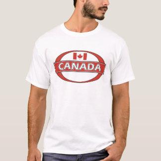Camiseta Logotipo de Canadá