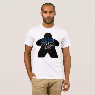 Camiseta Logotipo de ClubRulesUK