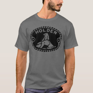Camiseta Logotipo de Holden