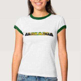 Camiseta Logotipo de Jamaica