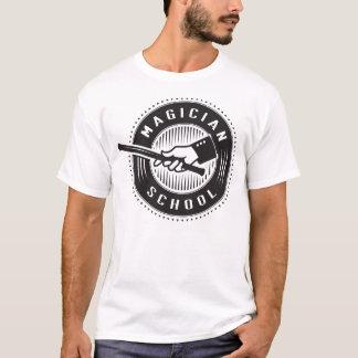 Camiseta Logotipo de MagicianSchool