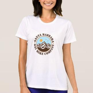 Camiseta Logotipo de SBDHC que caminha o t-shirt (mulheres)
