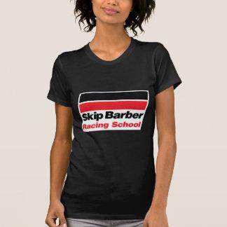 Camiseta Logotipo de Skip Barber