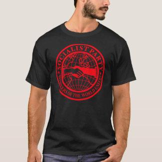 Camiseta Logotipo de SPUSA