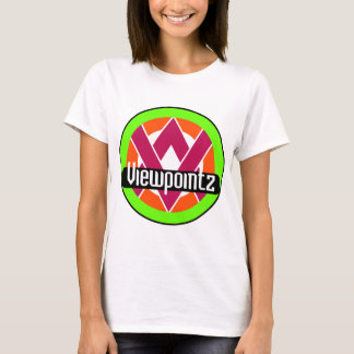 Camiseta Logotipo de Viewpointz grande