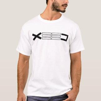 Camiseta Logotipo de XEED