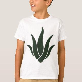 Camiseta Logotipo do aloés de AGHG